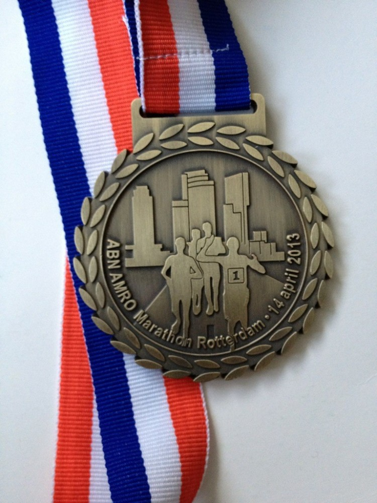 Роттердамский марафон 2013