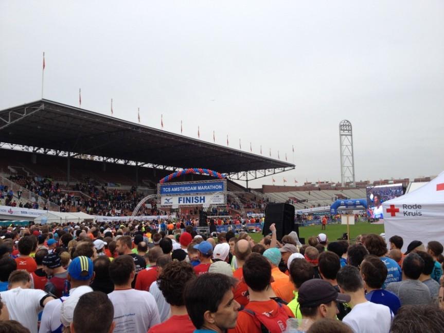 TCS Marathon Amsterdam2015