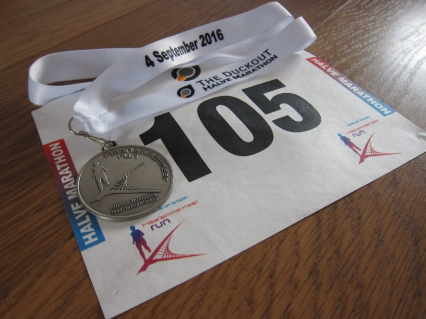 Полумарафон Haarlemmermeer Run 2016, 4 сентября2016