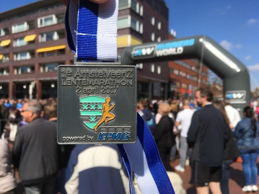 Marathon Amstelveen, 2 апреля2017