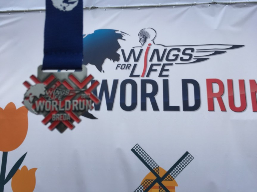 Wings For Life World Run, 7 мая2017