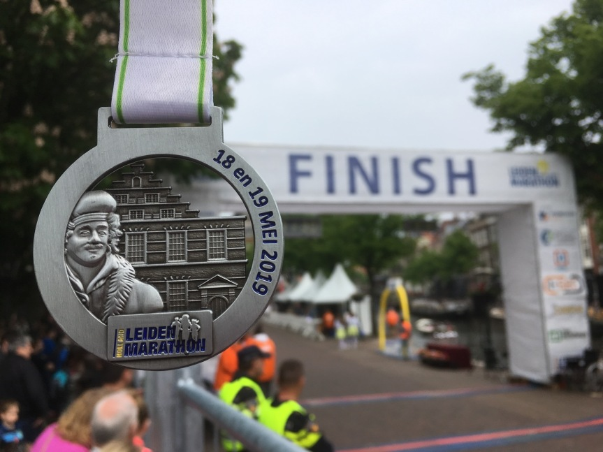 Leiden Half Marathon, 19 мая2019