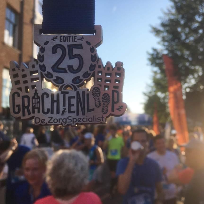 Haarlem Grachtenloop, 5 июля2019