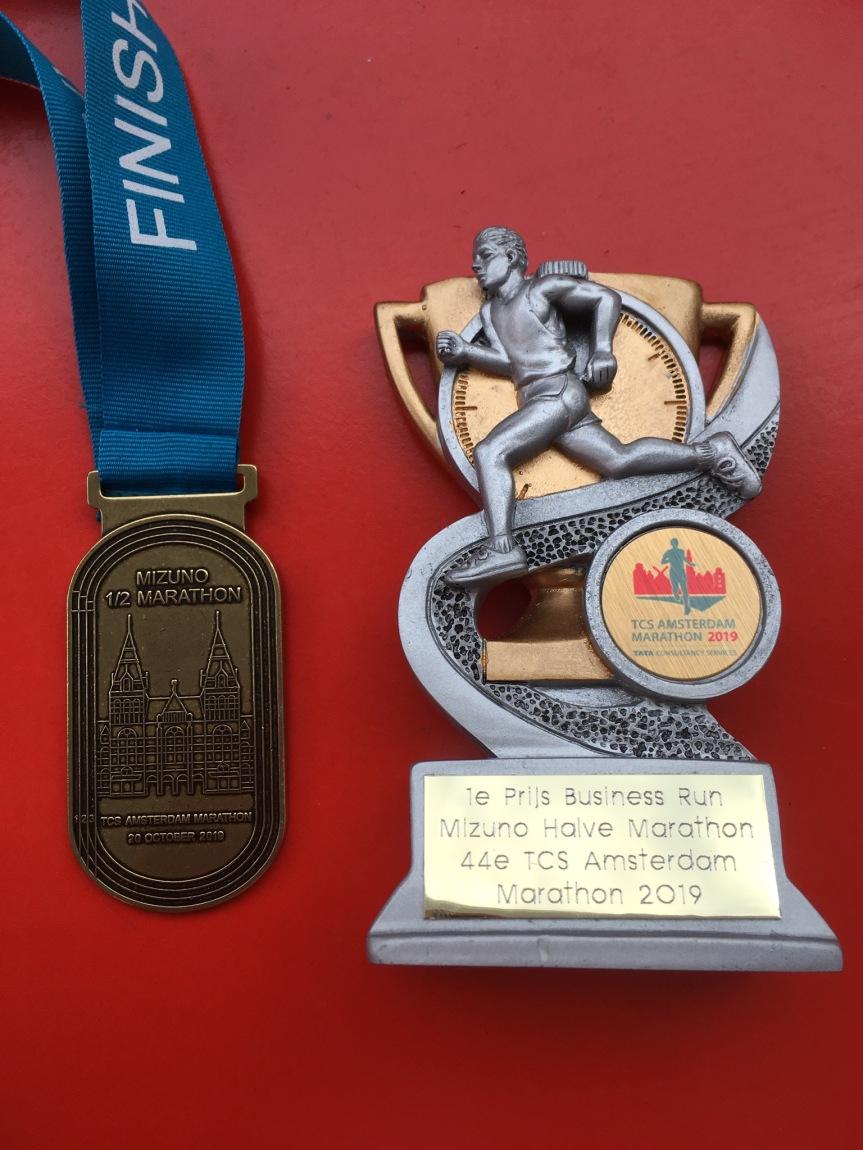 Amsterdam Half Marathon, 20 октября2019