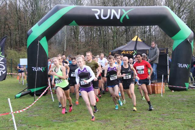 RunX AV Haarlemmermeer Cross, 8 декабря2019